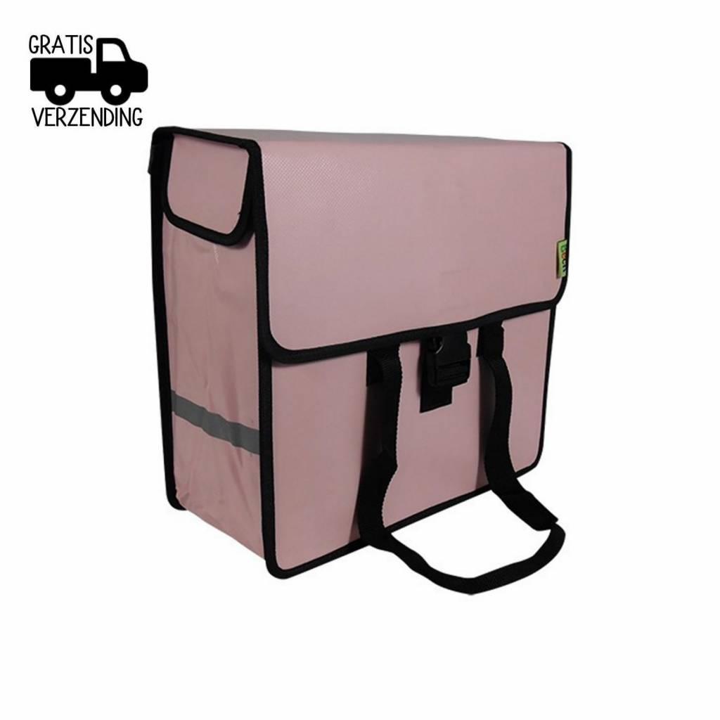 Enkele Shopper Fietstas Pink