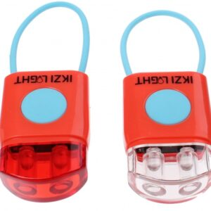 Ikzi Light verlichtingsset batterij led rood
