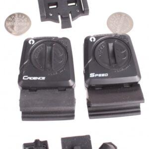 M Wave Extra / vervangende sensoren set zwart