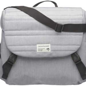 New Looxs New Looxs Pakaftas Mondi Joy Single - Quilted Grey - 18.5Ltr