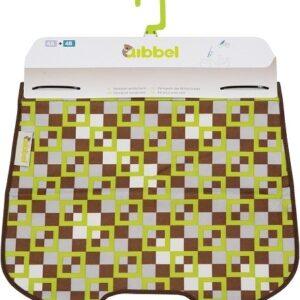 Qibbel stylingset voor Qibbel windscherm Checked groen Q717