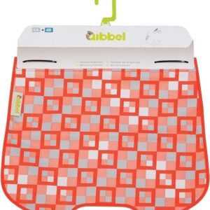 Qibbel stylingset voor Qibbel windscherm Checked rood Q716