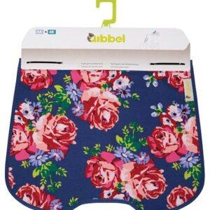 Qibbel stylingset voor Qibbel windscherm Roses blauw Q735