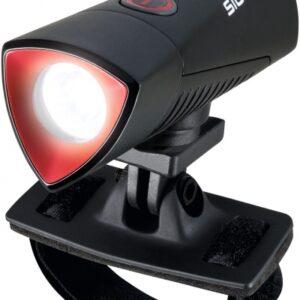 Sigma koplamp helm Buster 700 led zwart