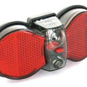 TOM achterlicht Move TL278R led batterij 11 cm rood
