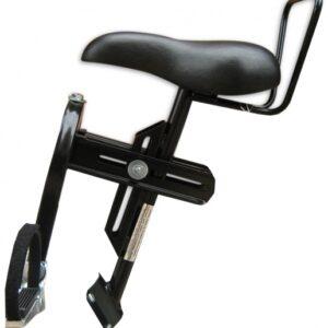TOM fietszitje damesfiets zwart model 4