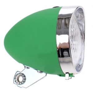 TOM koplamp classic led groen