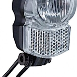 Büchel koplamp pro led 25 lux naafdynamo zwart