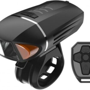 Pro Sport Lights voorlicht met hoorn en richtingaanwijzers oplaadbaar