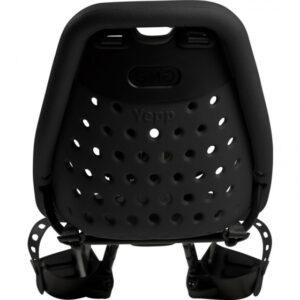 Yepp fietszitje voor Mini zwart