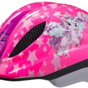KED fietshelm Meggy II Originals meisjes roze maat 44 49 cm
