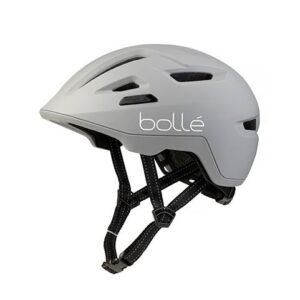 Bollé fietshelm Stance grijs unisex maat 59 62