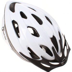 Cycle Tech fietshelm Pearl wit 58/62 cm