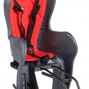 HTP fietszitje achter Elibas CS203T grijs/rood