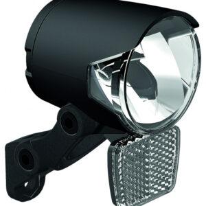 Herrmans voorlicht H Black E Bikes 120 lumen zwart