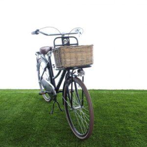 New Looxs Brisbane fietsmand medium grijs 23 liter (442.713)