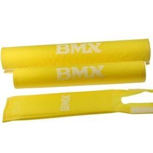 VWP BMX Pads Set Geel
